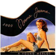 2000 Norma Jeane Poster Image