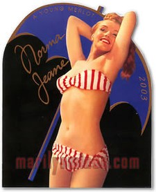2003 Norma Jeane Poster