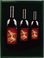 2004 Velvet Collection -3 Bottle (3 Liter, 1.5 Liter, 750ml)