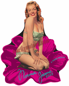 2005 Norma Jeane Poster