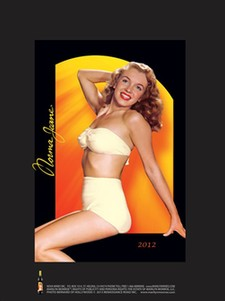 2012 Norma Jeane Poster