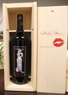 2016 Marilyn Meritage 1.5 Liter With Wood Box