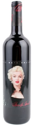 2012 Marilyn Merlot 3L Etched
