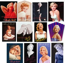 1997 - 2008 Marilyn Merlot Vertical Set Image
