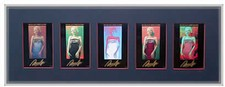 1998-2002 Marilyn Cabernet Label Set