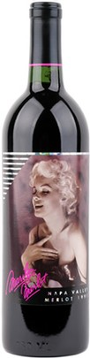 1991 Marilyn Merlot 3L Etched