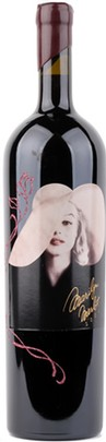2002 Marilyn Merlot 1.5L Etched