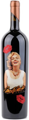 2003 Marilyn Merlot 1.5L Etched