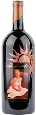 2001 Marilyn Merlot 3.0L Etched