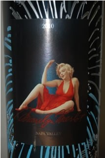 2010 1.5L Etched Marilyn Merlot