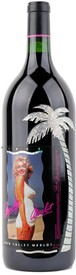 1992 Marilyn Merlot 1.5L Etched