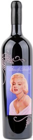 2007 Marilyn Merlot 1.5L Etched